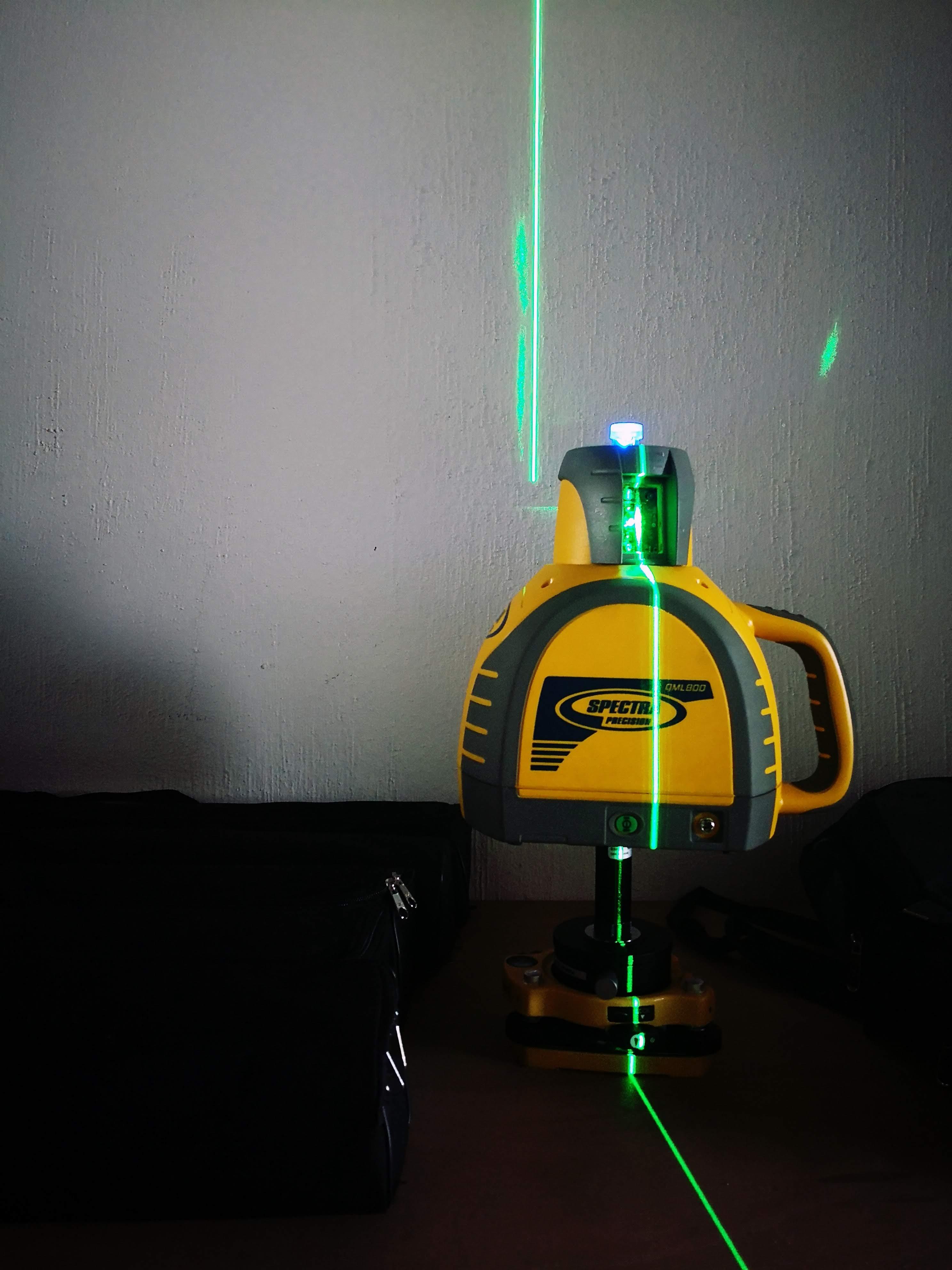 Spectra Precision Laser